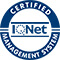 ISO 9001:2015 certified IQNet